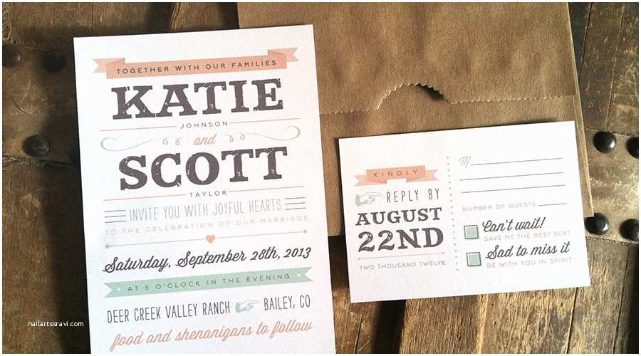 Casual Wedding Invitation Wording Exclusive Informal Wedding Invitation Wording