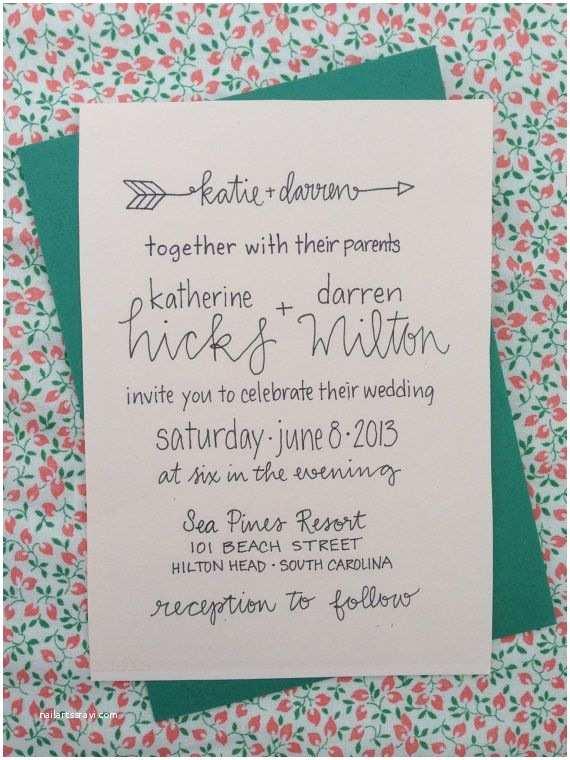 Casual Wedding Reception Invitations Best 25 Casual Wedding Invitations Ideas On Pinterest