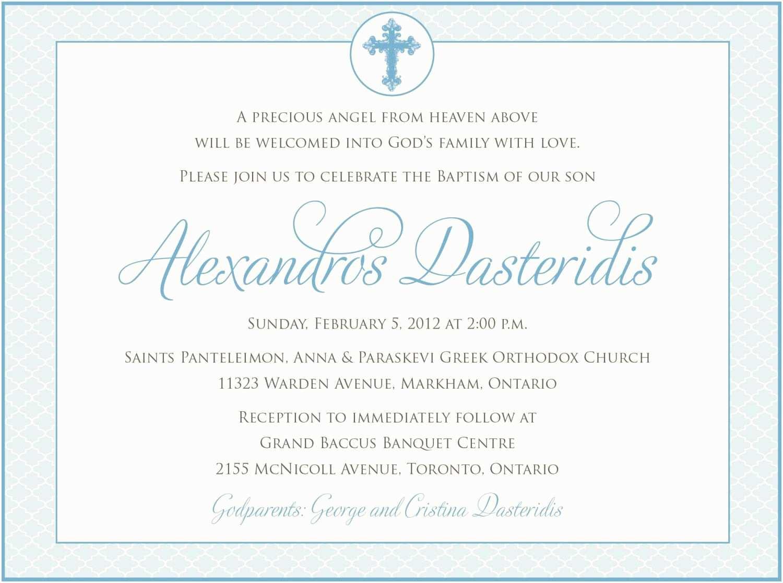 Catholic Baptism Invitations Boy Baptism Invitations Catholic