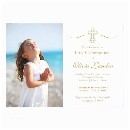 Catholic First Communion Invitations 25 Best First Holy Munion Invitations Images On