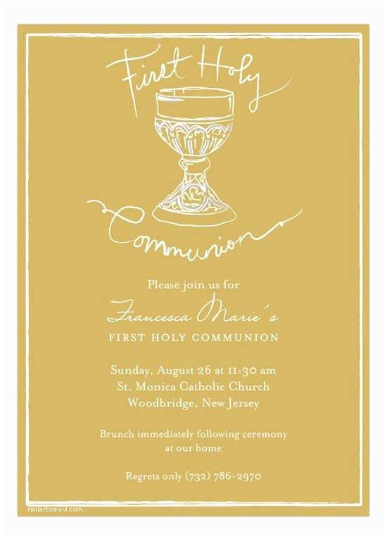 Catholic First Communion Invitations 94 Best Images About Munion Party Ideas On Pinterest