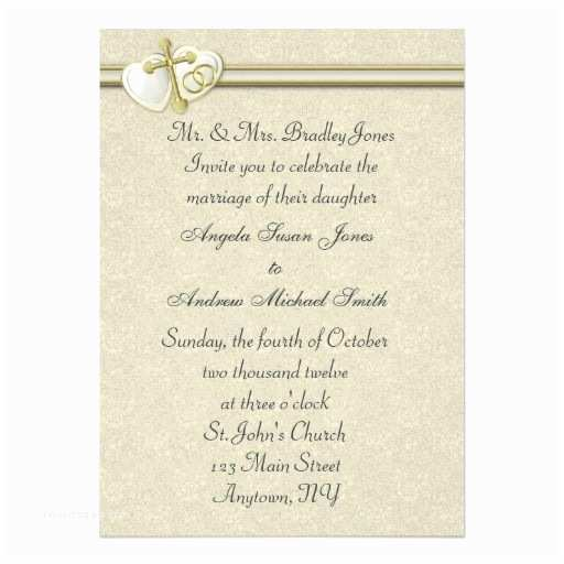 Catholic Wedding Invitation Wording Christian Wedding Invitation