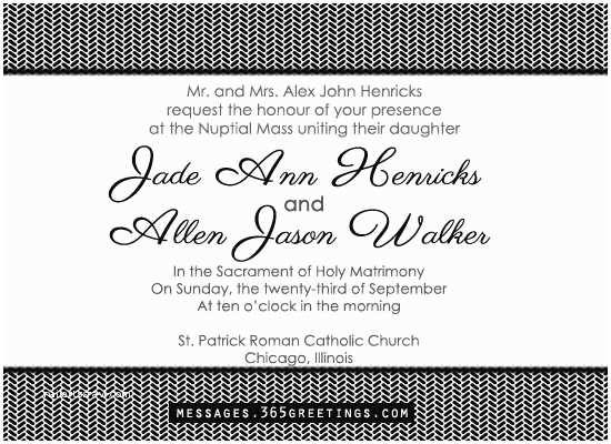 Catholic Wedding Invitation Wording Sacrament Wedding Invitation Wording Wedding Invitation Wording