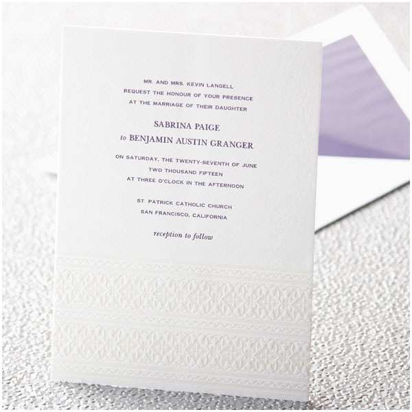 Catholic Wedding Invitations Catholic Wedding Invitation Wording