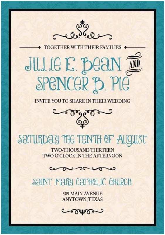 Catholic Wedding Invitations Dreaded Catholic Wedding Invitation
