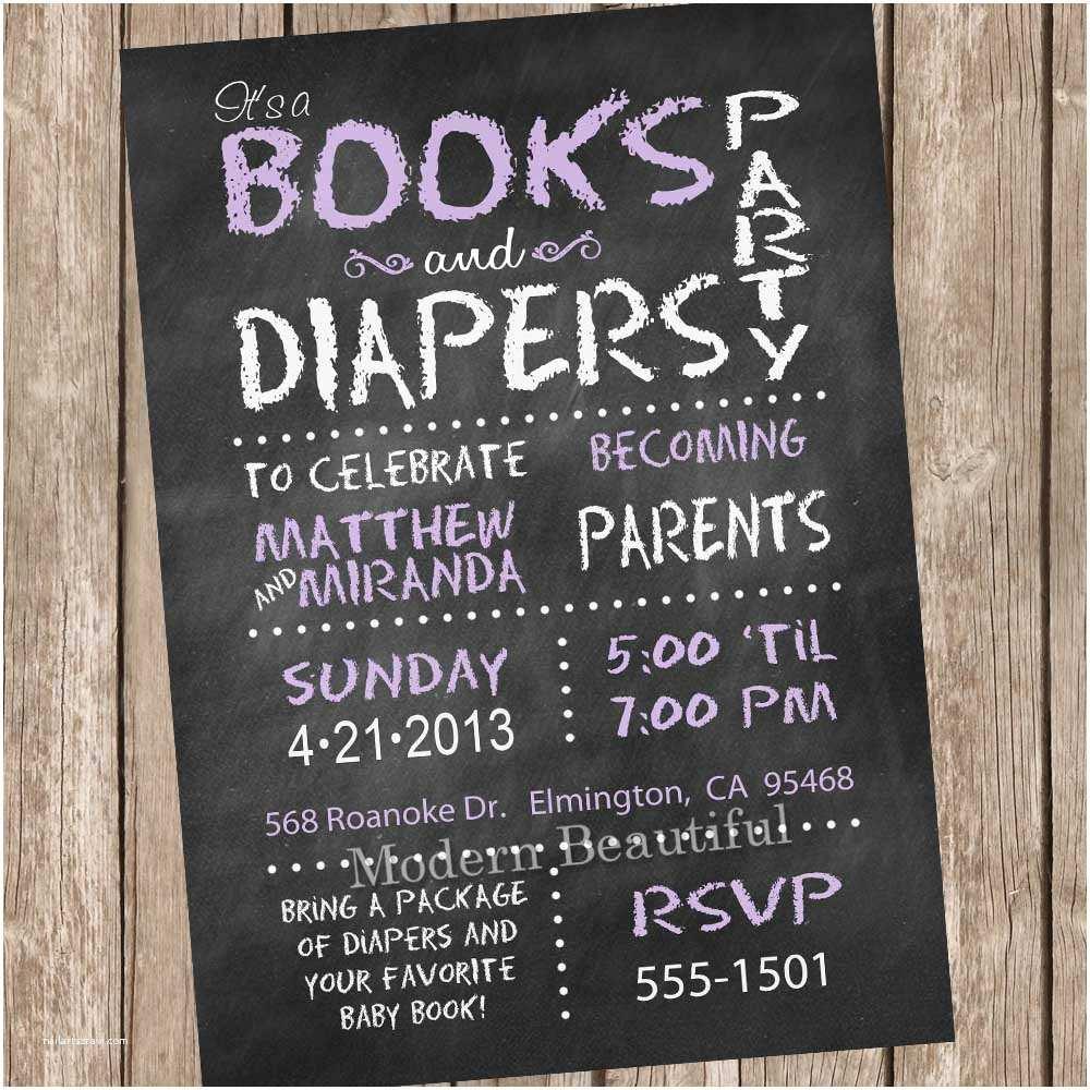 Chalkboard Baby Shower S Chalkboard Couples Book Diaper Baby Shower