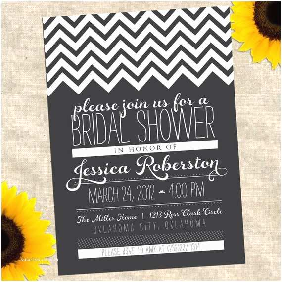 Chalkboard Bridal Shower Invitations Memorial Day Sale Chalkboard Bridal Shower by