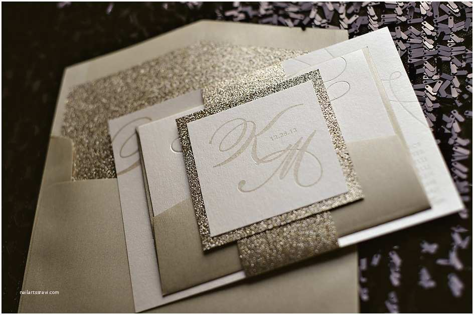 Champagne Wedding Invitations Champagne