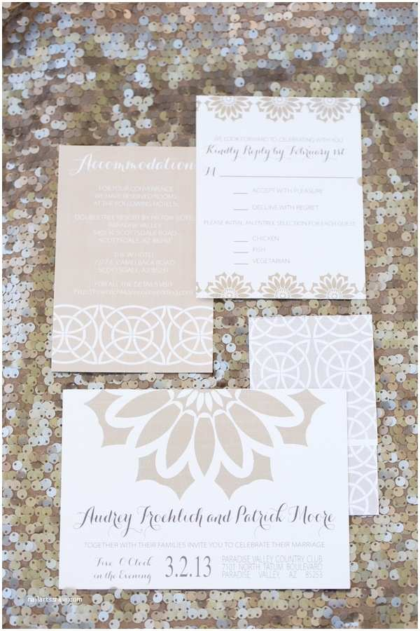 Champagne Wedding Invitations Champagne Wedding Invitations Elizabeth Anne Designs