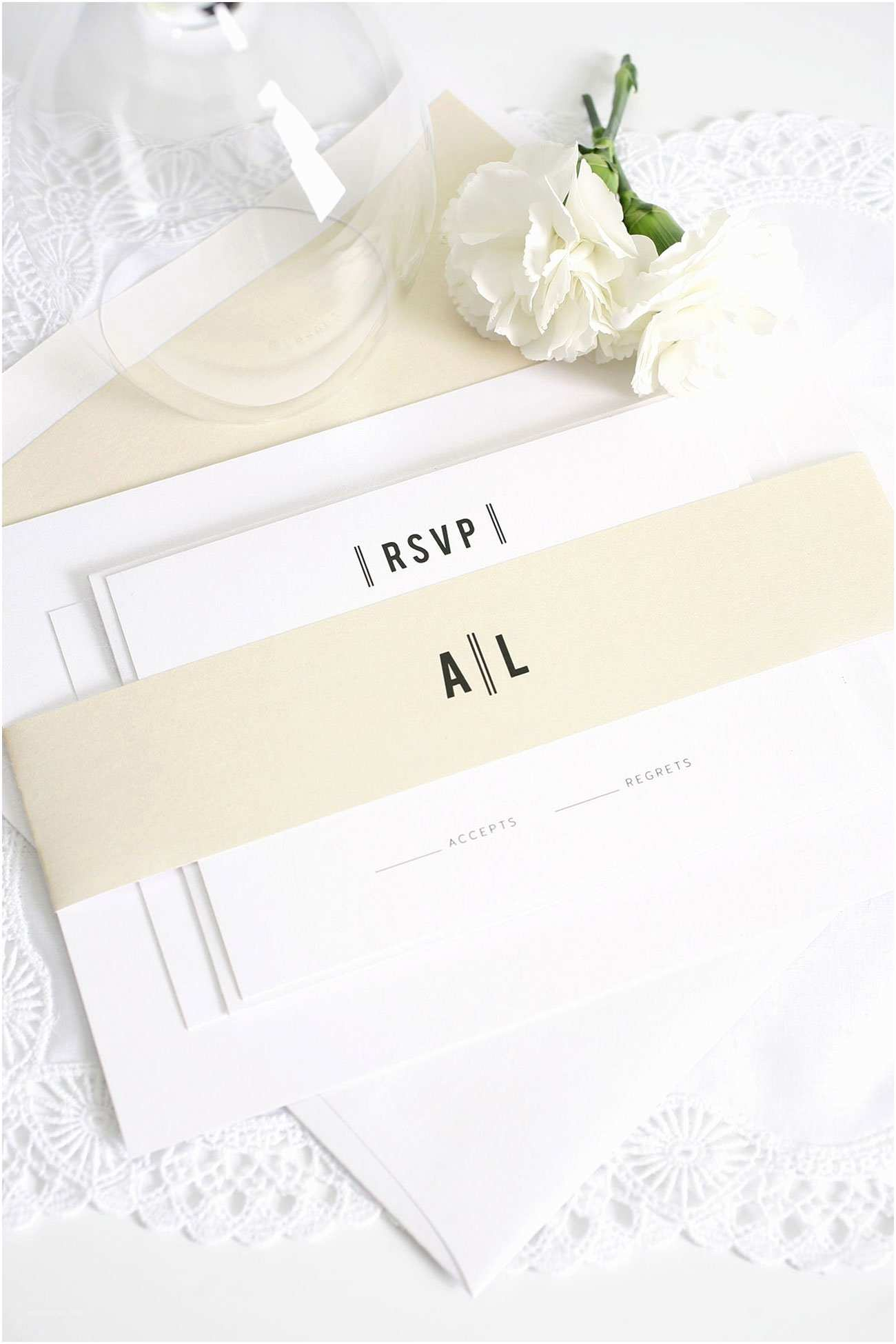 Champagne Wedding Invitations Urban Wedding Invitations In Champagne – Wedding Invitations