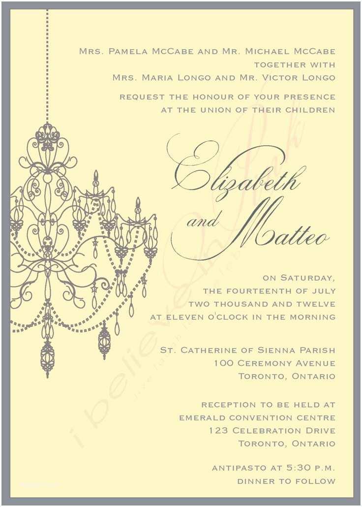 Chandelier Wedding Invitations 612 Best Wedding Ideas Images On Pinterest