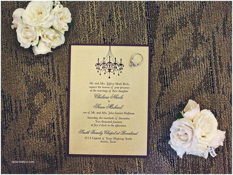 Chandelier Wedding Invitations Chandelier Wedding Invitations Wedding Invitations