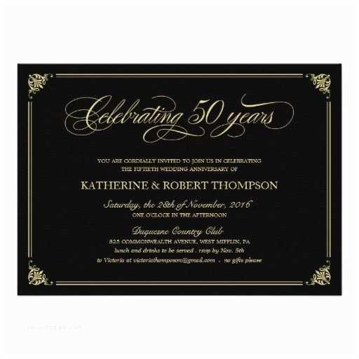 Cheap 50th Wedding Anniversary Invitations 186 Best Images About Anniversary Party Invitations On