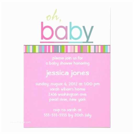Cheap Baby Shower Invitations Girl 29 Best Cheap Baby Shower Invitations Images On Pinterest