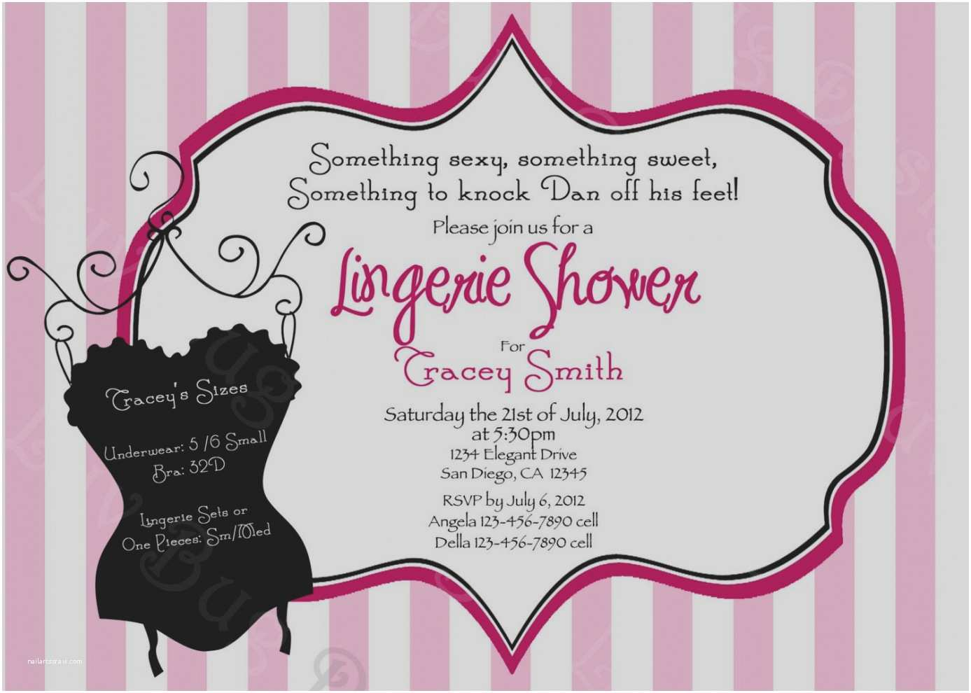 hen party invite wording