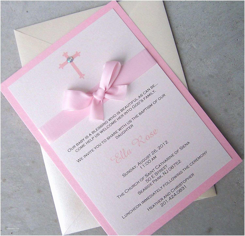 Cheap Baptism Invitations Luxury Baptism Invitation Various Invitation Card Design