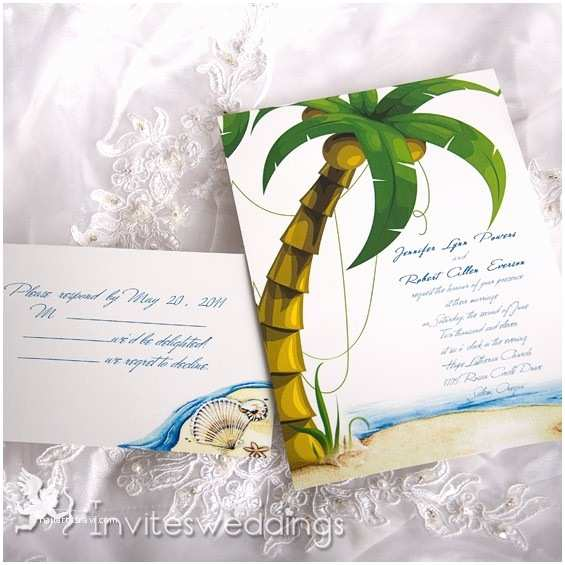Cheap Beach Wedding Invitations Beach Wedding Invitations Cheap Invites at