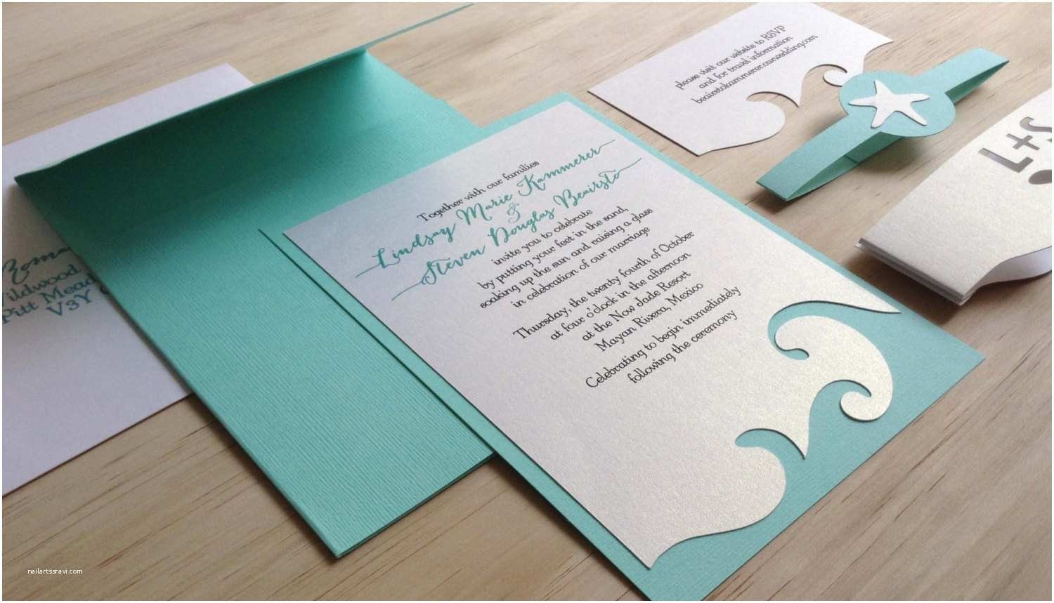 Cheap Beach Wedding Invitations How to Create Wedding Invites Cheap Free with Free