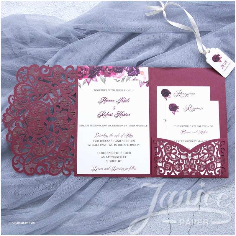 Cheap Bulk Wedding Invitations wholesale Laser Cut Wedding Invites