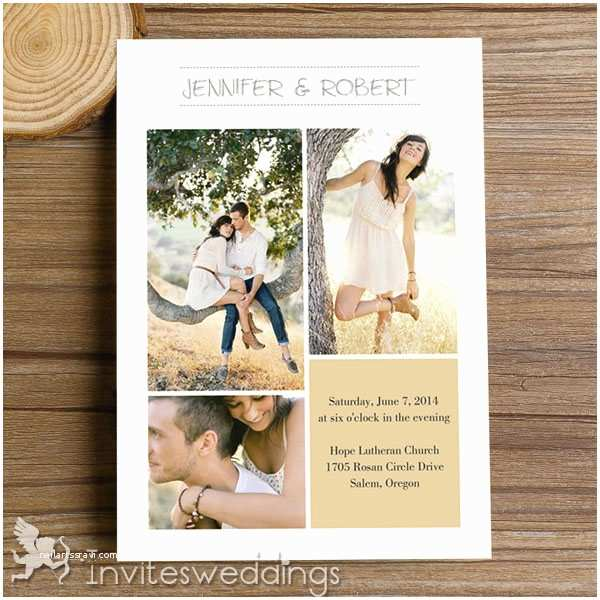 Cheap Country Wedding Invitations Cheap Rustic Wedding Invitation Kits Iwi316