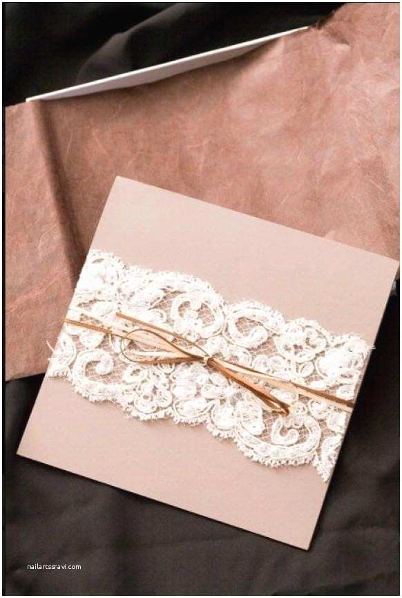 Cheap Diy Wedding Invitations Diy Lace Wedding Invitation ♥ Cheap Wedding Invitation