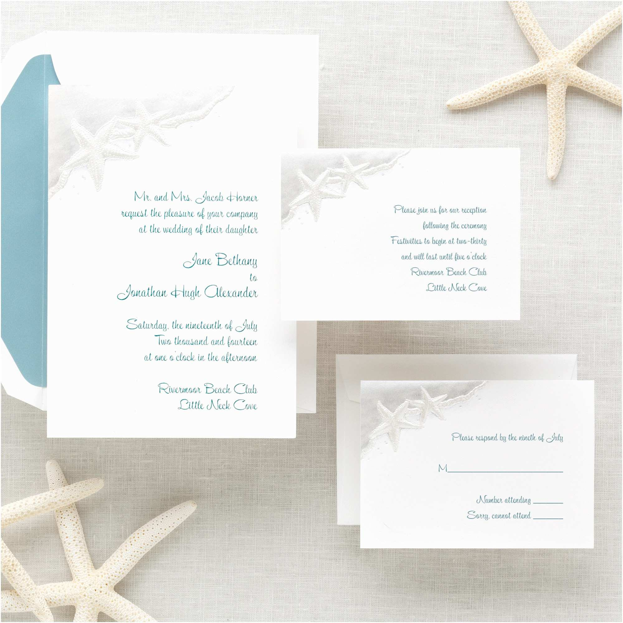 Cheap Engagement Party Invitations 40 Unique Wedding Invitations Beach theme Wedding Idea