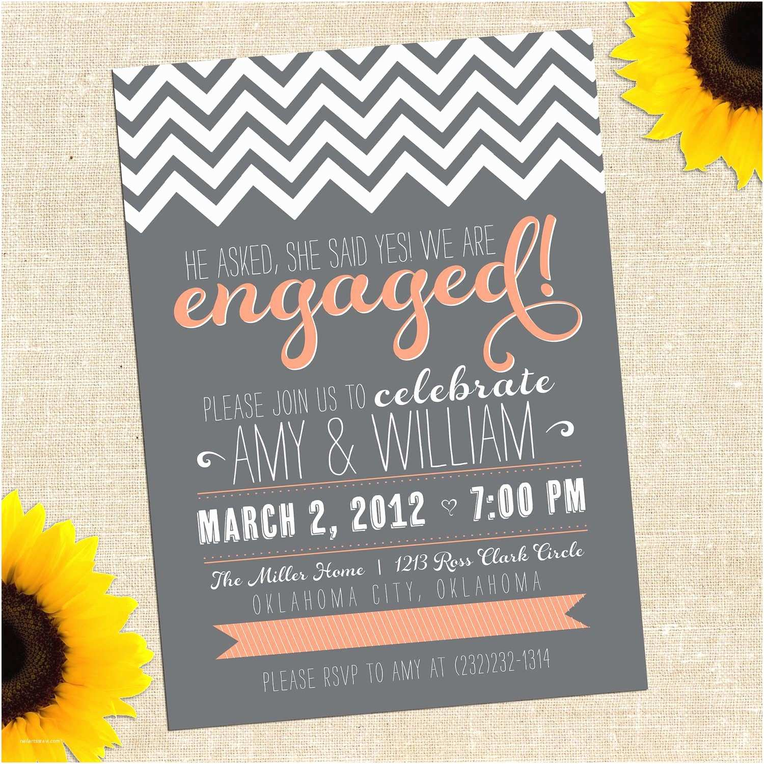 Cheap Engagement Party Invitations Cheap Engagement Party Invitations Cheap Rustic