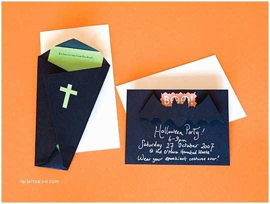 Cheap Halloween Wedding Invitations Żółty Balonik Halloween