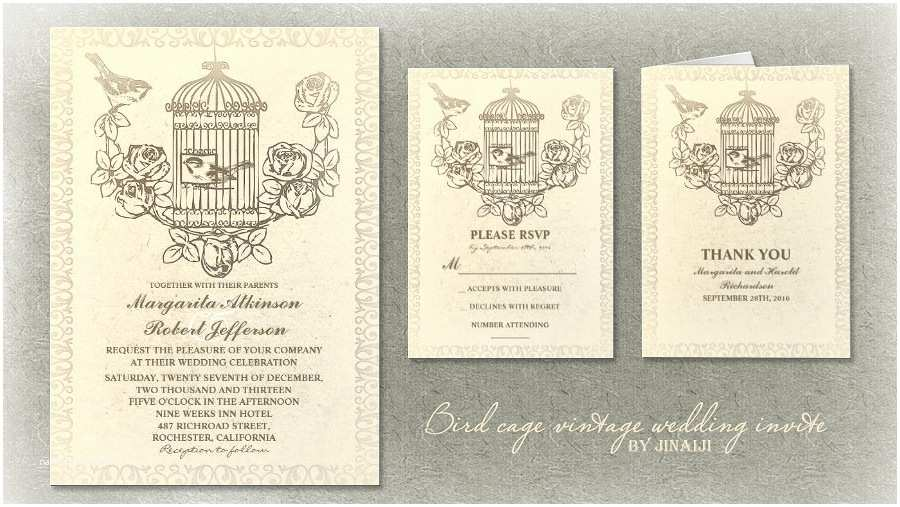 Cheap Love Bird Wedding Invitations Read More – Vintage Bird Cage Wedding Invitations