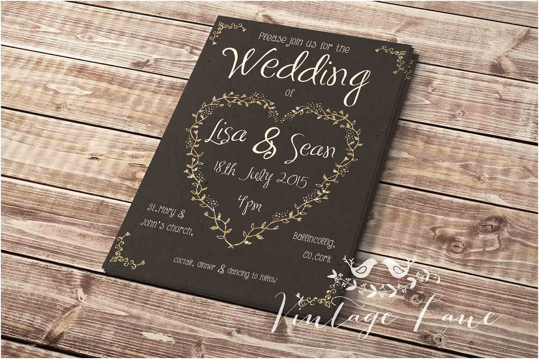 Cheap Make Your Own Wedding Invitations Rustic Wedding Invitations Cheap Sansalvaje