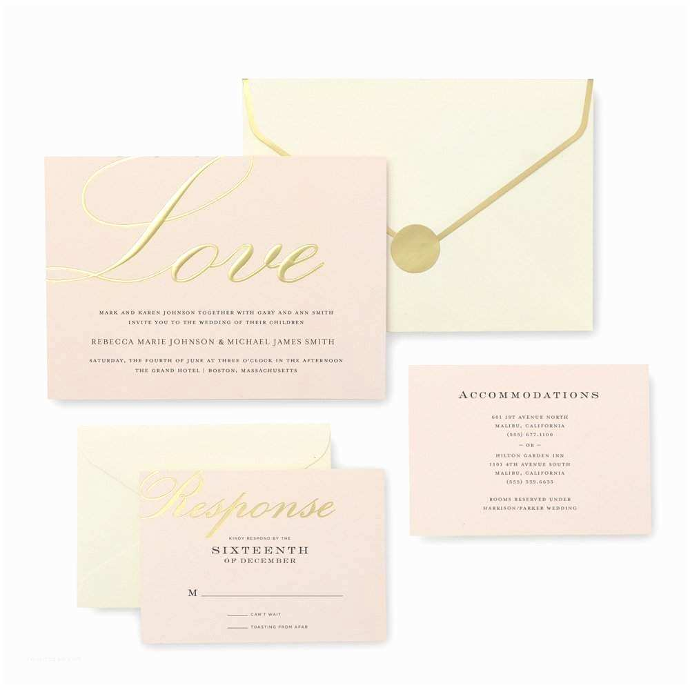 Cheap Make Your Own Wedding Invitations top 10 Best Cheap Diy Wedding Invitations