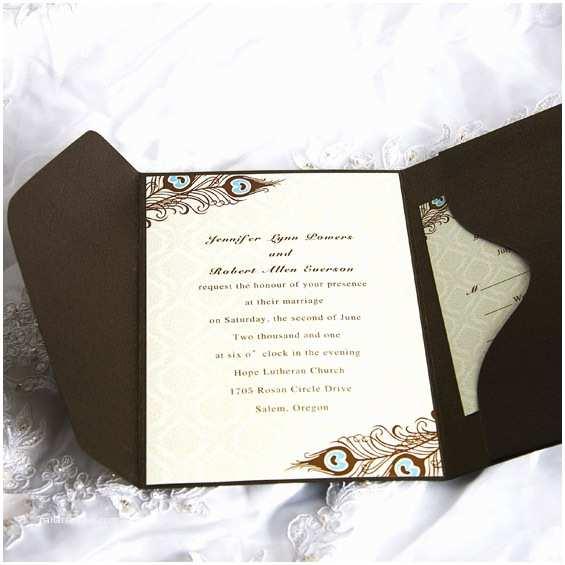 Cheap Nice Wedding Invitations Cheap Peacock Wedding Invitations Line at