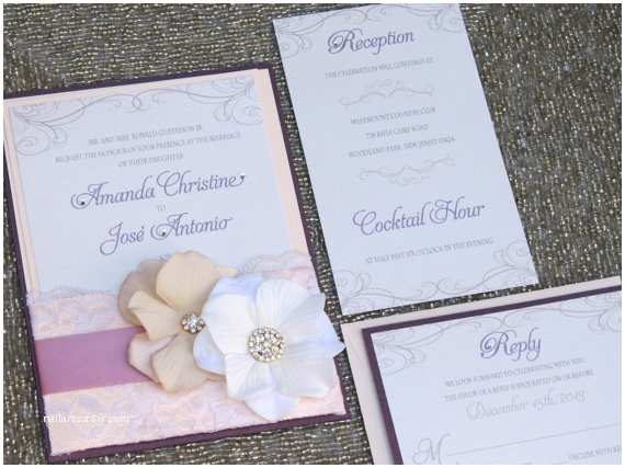 Cheap Plum Wedding Invitations Popular Plum Wedding Invitations Buy Cheap Plum Wedding