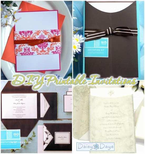 Cheap Pocket Wedding Invitation Kits Diy Wedding Invitation Kits 07wedwebtalks