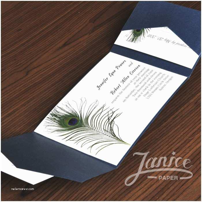 Cheap Pocket Wedding Invitation Kits Pocket Wedding Invitations wholesale