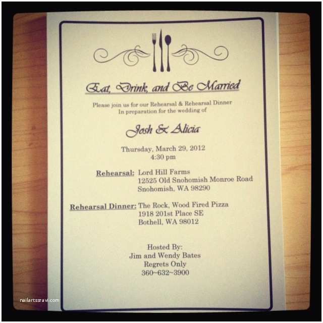 Cheap Rehearsal Dinner Invitations 17 Best Ideas About Dinner Invitation Wording On Pinterest