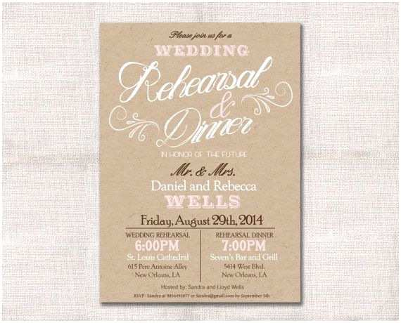 Cheap Rehearsal Dinner Invitations 25 Best Ideas About Rustic Dinners On Pinterest