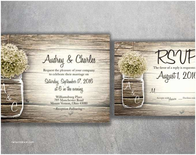 Cheap Rustic Country Wedding Invitations Affordable Wedding Invitations Cheap Rustic Country