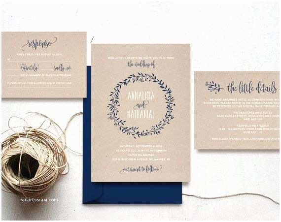 Cheap Rustic Country Wedding Invitations Best 25 Wedding Invitation Templates Ideas On Pinterest