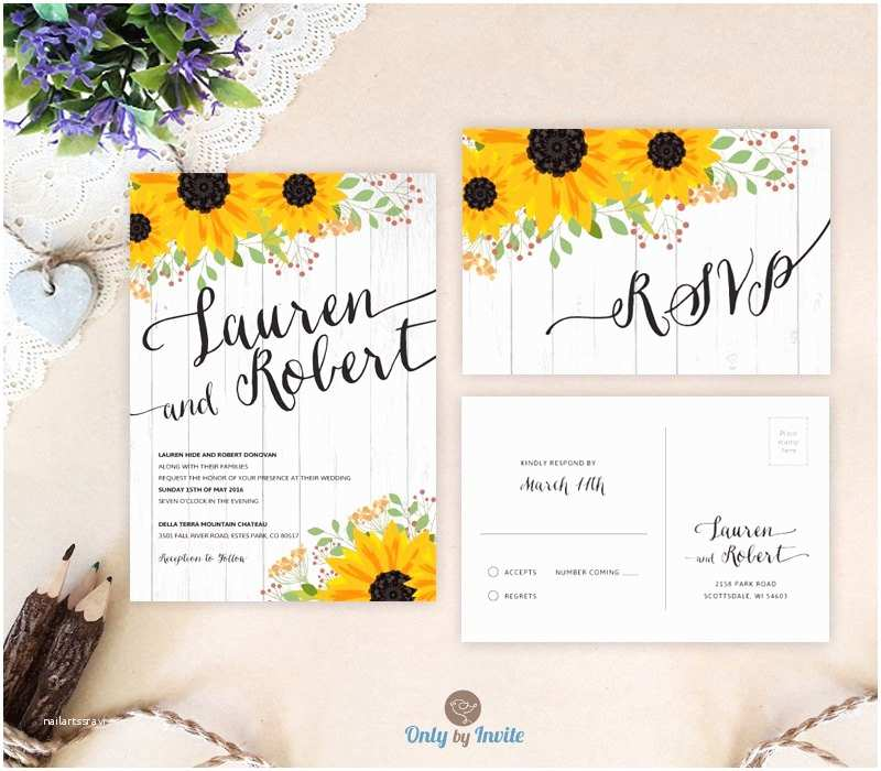 Cheap Rustic Country Wedding Invitations Cheap Rustic Wedding Invitation Sets Printed On Premium Card