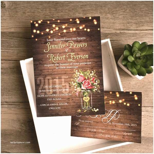 Cheap Rustic Country Wedding Invitations Rustic Wedding Invitations Cheap Rustic Wedding