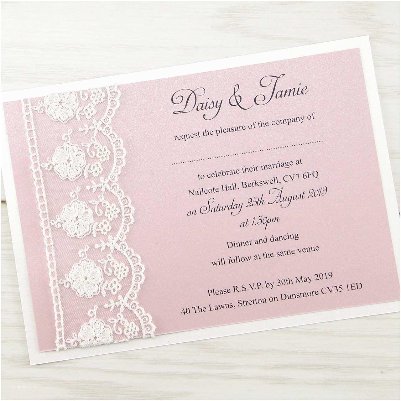 Cheap Wedding Invitation Cards Elizabeth