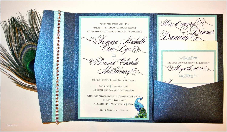 Cheap Wedding Invitation Kits Peacock Wedding Invitations Kit Various Invitation Card