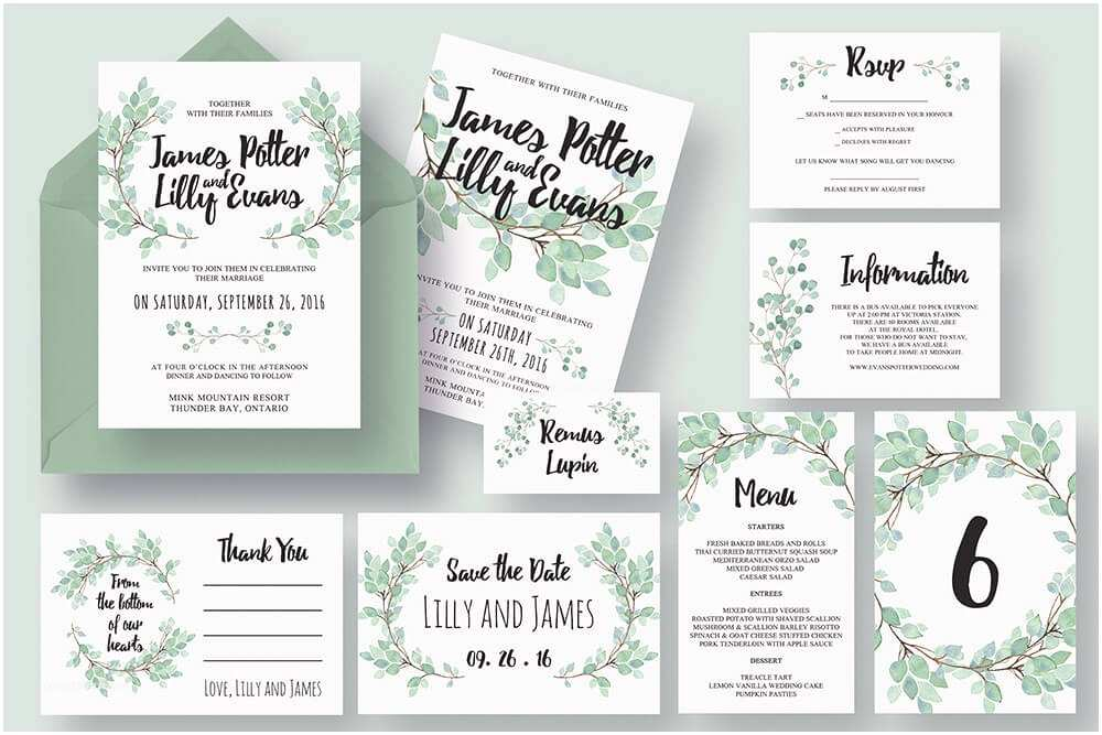 Cheap Wedding Invitations and Save the Dates Packages 50 Wonderful Wedding Invitation & Card Design Samples