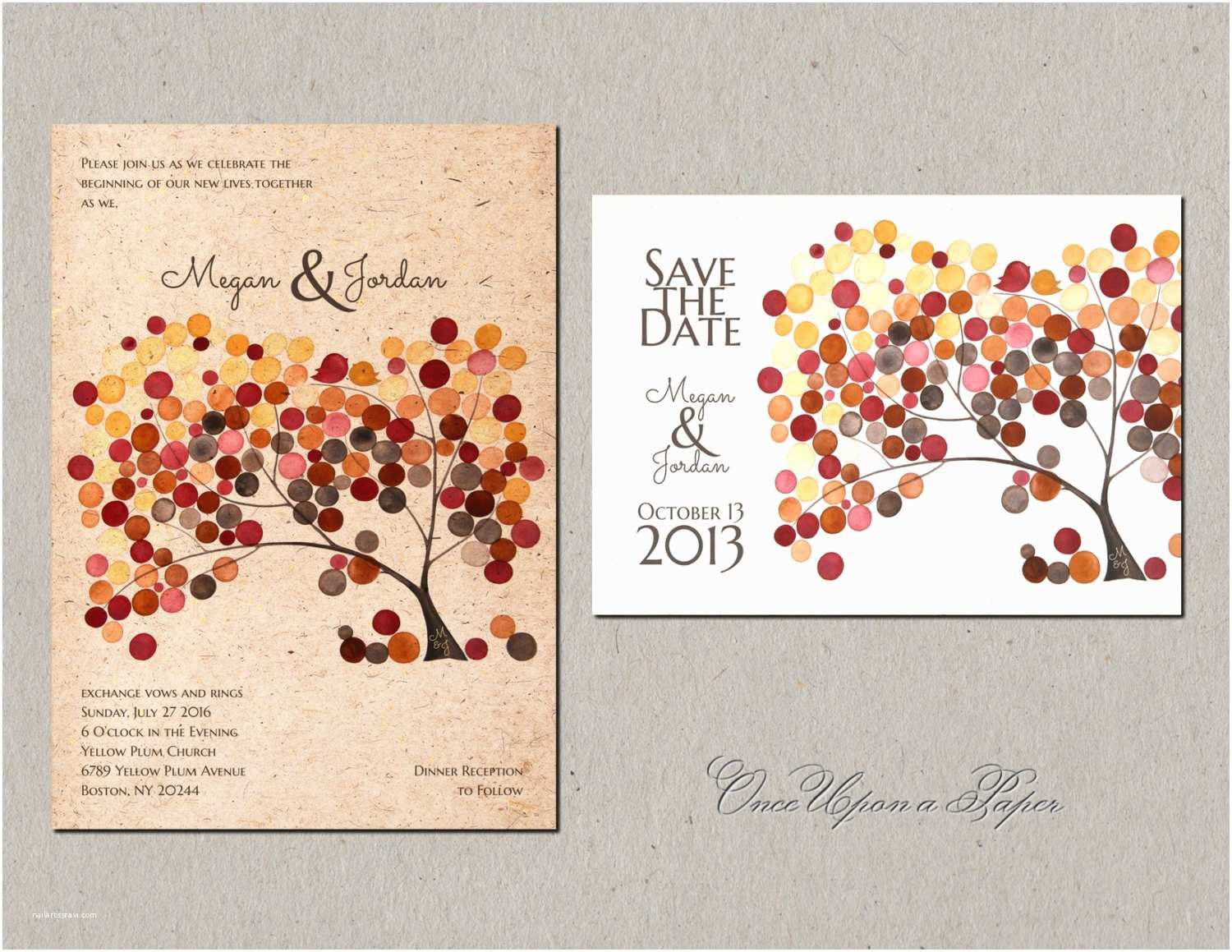 Cheap Wedding Invitations and Save the Dates Packages Diy Printable Custom Wedding Card Package – Save the Date