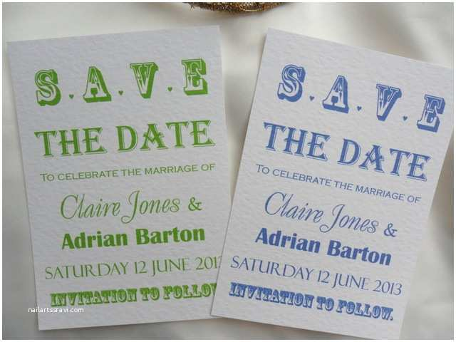 Wedding save the date cards cheap