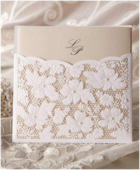 Cheap Wedding Invitations Ebay Cheap Flower Lace Pocket Card Wedding Invitation