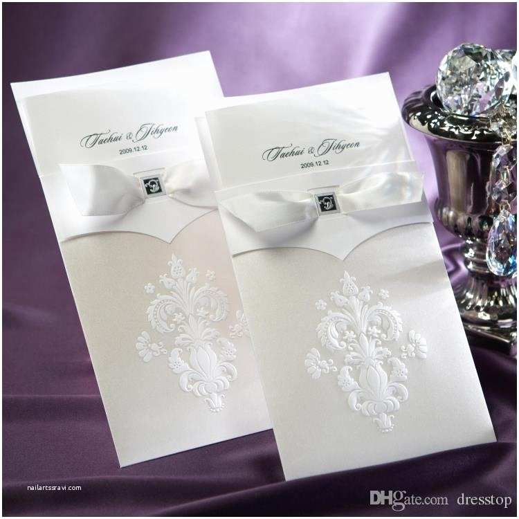 Cheap Wedding Invitations Packs Cheap Wedding Invitation Cards Red Sweet Love Pocket