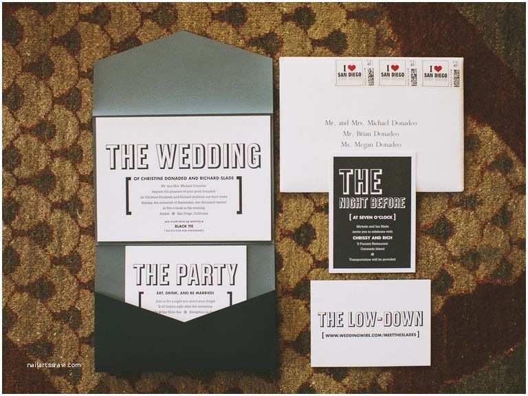 Cheap Wedding Invitations San Diego Wedding Invitations Wedding Stationery