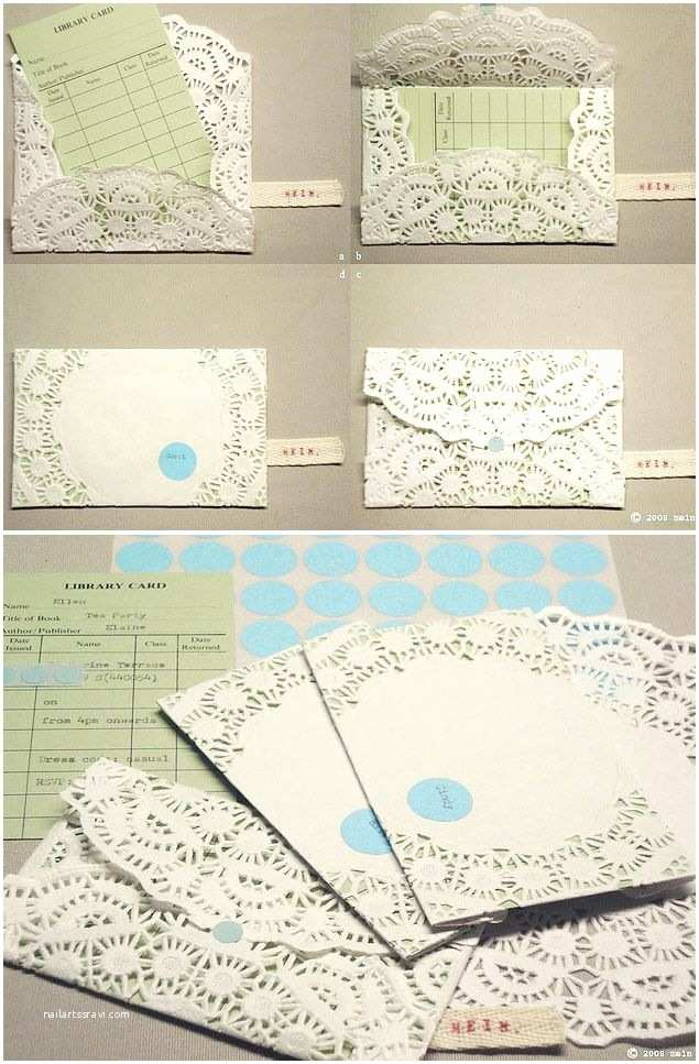 Cheap Wedding Invitations Walmart 25 Best Ideas About Doily Invitations On Pinterest